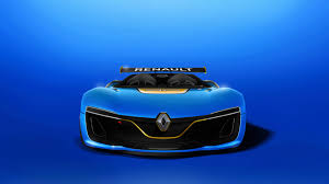 renault sports car wallpaper renault sport spider concept art 4k automotive cars