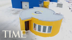 how it u0027s now possible to 3d print a house in one day time youtube
