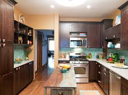 Galley Kitchen Designs With Island Kitchen Cabinets Kitchen With White Cabinets And Stainless Steel