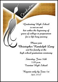high school graduation announcement wording high school graduation invitation wording orionjurinform