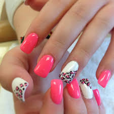 34 simple acrylic nail designs simple acrylic nail designs with