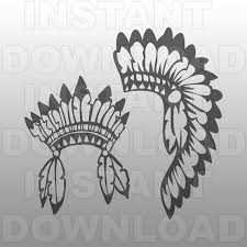 indian headdress template 28 images printable american