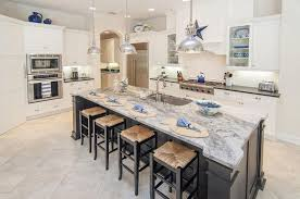 White Cabinet Kitchen 23 Beautiful Beach Style Kitchens Pictures Designing Idea