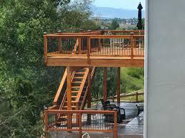 decks colorado springs u2013 construction u0026 repair o u0027 leary and sons