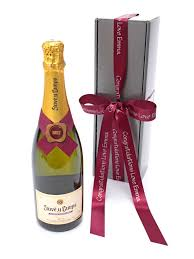 Wine Gift Boxes Floric Personalised Cava Brut Wine Gift Box House Of Fraser