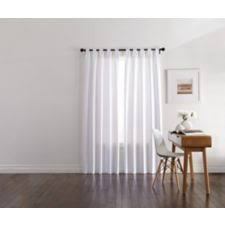 Canadian Tire Window Blinds Canvas Avalon Blackout Panels 40 X 84 In 2 Pk Canadian Tire
