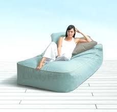 sofa bed bean bag bean bag couch bed with blanket and pillow