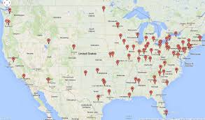 Interactive United States Map by Universities And Colleges Offering Music Therapy Map U2013 I U0027m A Music
