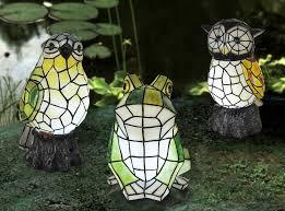croix chatelain solar ornaments