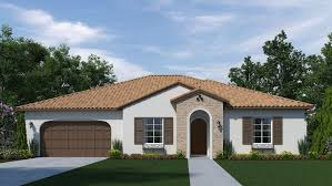 Spanish Colonial Homes by Residence Four Floor Plan In Laurelton At Blackstone Calatlantic