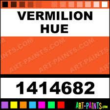 vermilion hue oil colour oil paints 1414682 vermilion hue