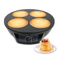 machine pour cuisiner machine à crêpes 4 plaques de cuisson ebay