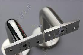 Handrail Holders Stainless Steel Wall Handrail Bracket Holders For Stair Handrail