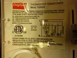 replacing a 120v fan coil thermostat how to wire hvac diy