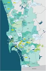 San Diego County Zoning Map by Neighborhood Map Of San Diego You Can See A Map Of Many Places