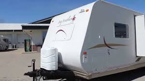 jayco ultra light travel trailers nice clean lite 31 2006 jayco jay feather 29y 1 slides bunks 4 855