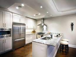 faux plafond cuisine design poser un faux plafond idées et conseils