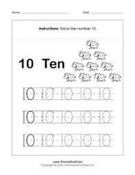 number 1 worksheet math printables pinterest number tracing