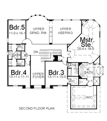 House Plane by Stanley Luxury Floor Plan Traditional Home Plans