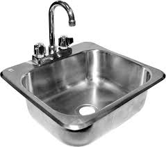 Drop In Stainless Steel Sink Supreme Metal D 12 Ibl Drop In Ice Bin 12