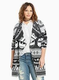 plus size nightmare before skellington sweatshirt black