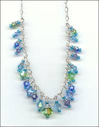 swarovski beaded necklace images Jewelry by susanne buxton jpg