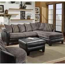 Encore E Casual TwoToned Sectional Sofa BigFurnitureWebsite - Encore furniture