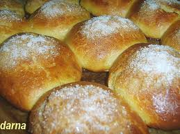 la cuisine de louisa briochettes au citron بريوش بالحامض darna