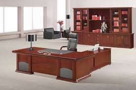 Modern Wooden Office Tables Wood Office Furniture Inertiahome Com