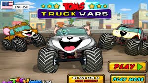 monster trucks video games tom and jerry monster truck war walkthrough monster truck games