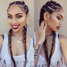 21 trendy braided hairstyles to try this summer cornrow braids