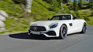 first drive 2017 mercedes amg gt roadster youtube