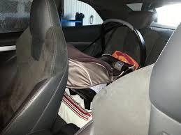 siege auto passager avant siège bébé audi a5 coupé a5 b8 2007 à 2016 forums audi