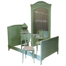 Art Deco Bedroom Furniture by Art Nouveau Bedroom Set France Early 1900s For Sale At 1stdibs