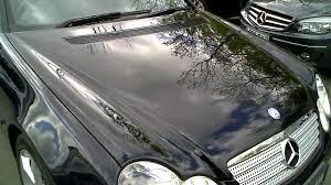 2005 55 mercedes c180 kompressor sport edition auto coupe 1 8
