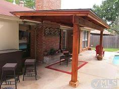 Attached Patio Cover Designs Diy Patio Cover Designs Plans We Bring Ideas Home Pinterest