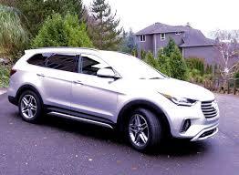 santa fe hyundai towing capacity 2017 hyundai santa fe test drive our auto expert