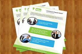 one sided brochure template brochure templates for photoshop csoforum info