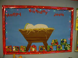 christmas christmas bulletin board ideas preschool for church