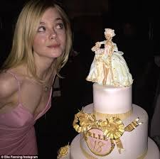 elle fanning gets instagram account to celebrate 18th birthday