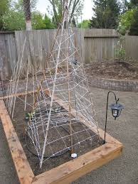 garden diy trellis gardens and garden ideas