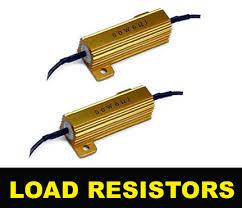 load resistors for led lights product info light depot canada hid kits led lighting store