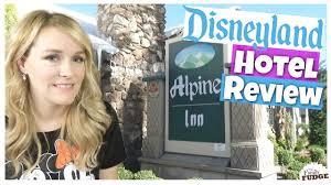 alpine inn budget hotel near disneyland room tour u0026 review