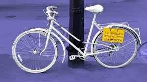 How To Finally Start Bike by The Story Of U201cghost Bikes U201d How A Bike Memorial In St Louis