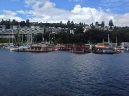 Sleepless In Seattle Houseboat by A Tour Of Lake Union With A Captain Who U0027s Circled It 2 800 Times