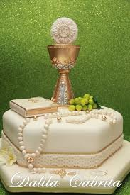 First Communion Cake Decorations Best 25 First Communion Cakes Ideas On Pinterest Communion