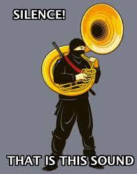 Meme Ninja - silence ninja meme