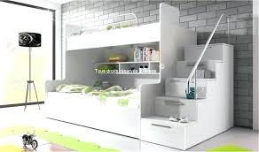 chambre avec lit superposé escalier pour mezzanine lit mezzanine avec escalier chambre avec