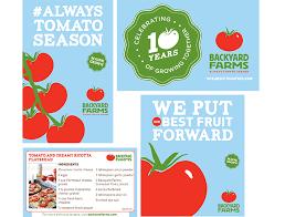 Backyard Farms Backyard Farms Singlesource Marketing