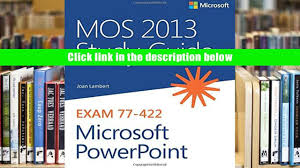 download pdf mos 2013 study guide for microsoft powerpoint best